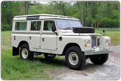 1967 Land Rover Series IIA Maintenance/restoration of old/vintage vehicles: the material for new cogs/casters/gears/pads could be cast polyamide which I (Cast polyamide) can produce. My contact: tatjana.alic14@gmail.com