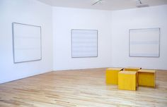 mattmorriswerks: Agnes Martin GalleryHarwood MuseumTaos, New Mexico(with furniture designed by Donald Judd)