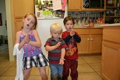 The Natural Homeschool: Homeschooling November 2013 Part 3