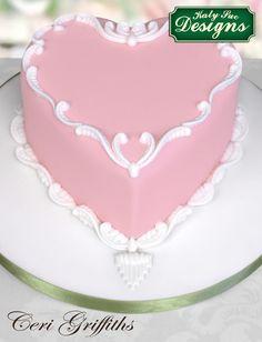 Dort krémový * narozeninový - v jednoduchosti je krása ♥♥♥