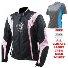 Waterproof Motorcycle Jacket, Bikes Direct, Neck T Shirt, Jackets For Women, Product Description, Construction, Lady, Fabric, Free