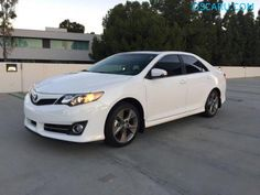 Toyota Camry SE, 2013, automatic, 122000 KM, TOYOTA CAMRY 2013 SE (FULL OPTION) ORIGINAL CONDITION