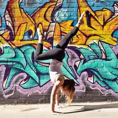 My girl B rocking handstands like a boss in amongst the Cheltenham street art. YOGA REFINERY studio opening soon; get amongst it to be first in the know for free classes opening offers and when and where to throw down your mat for some good sweaty fun :) #yogarefinery #yogarefinerycheltenham #yogaaddict #craxysexyyoga #instayoga #bendy #strongandbendy #yogawoman #yogaphotography #yoga #yogagirl #yogachick #yogini #asana #yogaeverydamnday #madaboutyoga #healthylife #fitness #yogapractice…