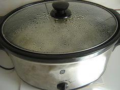 Crockpot, Slow Cooker, Kitchen Appliances, Preserve, Diy Kitchen Appliances, Home Appliances, Crock Pot, Crock Pot, Kitchen Gadgets