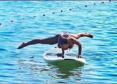Stand up Paddleboarding (SUP) & Yoga holidays in Portugal. Book now: 1 luxurious week with Yoga and SUP (stand up paddle boarding) lessons in Portugal! Paddle Board Yoga, Portugal Holidays, Yoga Holidays, Sup Yoga, Paddle Boarding, Water Sports, Stand Up, Health Benefits, Health Care