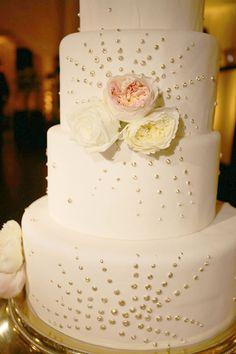 Brides: One Couple's Classic Cream-and-Blush Wedding at the Willard Hotel in Washington, DC