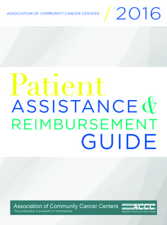 The 2020 Patient Assistance & Reimbursement Guide has the most up-to-date information on cancer drug assistance and reimbursement programs to help patients alleviate the financial burden of treatment. Oncology Nursing Society, Counseling, Drugs, Health Care, Cancer, Life, Wellness, Style, Stylus