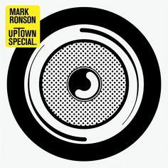 album cover art [01/2015]: mark ronson ¦ uptown special |
