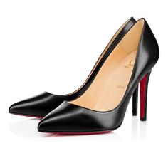 Classic Black 100mm Pigalle - Christian Louboutin | or maybe the glossy ones!