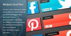 Top 5 Best WordPress Social Sharing Plugins