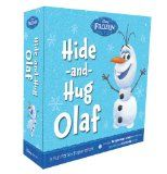 """This year's alternative to """"Elf on the Shelf""""? Frozen Hide-and-Hug Olaf: A Fun Family Experience!, $18.99 (33% off)!  Follow the hide-and-seek theme of the story, parents can hide the plush for children to find and deliver Olaf's hug!"""