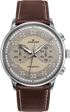 @junghansgermany Watch Meister Driver Chronoscope Pre-Order #add-content #basel-16 #bezel-fixed #case-depth-12-6mm #case-material-steel #case-width-40-8mm #chronograph-yes #date-yes #delivery-timescale-1-2-weeks #dial-colour-grey #gender-mens #luxury #movement-automatic #new-product-yes #official-stockist-for-junghans-watches #packaging-junghans-watch-packaging #pre-order #pre-order-date-30-09-2016 #preorder-september #style-dress #subcat-meister #supplier-mod...