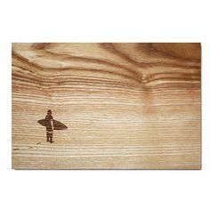 Serving Board - Surfer