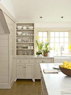 jeff mcnamara kitchen, styled by tricia foley