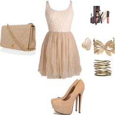 """""""Evening outfit"""" by anna-papa on Polyvore"""