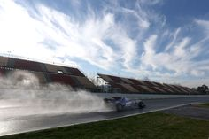 Test one in Barcelona – Day four - During the final test day, the Sauber Team was able to work through another extensive programm - Final Test, Test Day, F1 Season, Formula One, Alfa Romeo, Grand Prix, Barcelona, Track, Around The Worlds