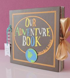Our adventure book 20x20