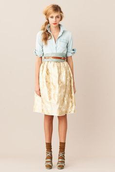 jcrew spring 2011 #outfit