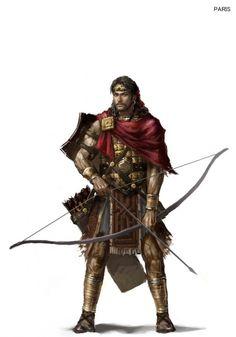 Guerreiro/arqueiro