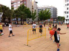 Festa del Bàsquet al Parc Beat Ferreres (26-6-2014). 04