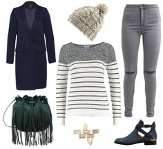 #Herbstoutfit CHILL ♥ #outfit #Damenoutfit #outfitdestages #dresslove