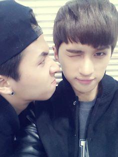 VIXX Ken and Ravi; totally adorable