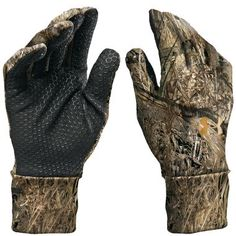 Texas: Under Armour ColdGear Liner Gloves! BEST ever! Kinda pricey but SO worth the $. You can load, shoot, check your touch screen all without taking them off! (Pinners in Northern States where it gets COLD better stick to Thinsulate)