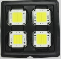 100W Integration COB LED Light Lamp Bead for LED Flood Light Source | eBay $35