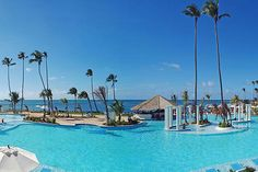The pool at the Gran Melia Golf Resort Puerto Rico; Courtesy of the Gran Melia Golf Resort Puerto Rico