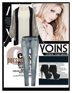 """""""YOINS 26"""" by irma-bojic ❤ liked on Polyvore featuring moda"""