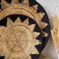 African Interior Design, Macrame Patterns, Wall Decor, Wall Art, Woven Rug, Kara, Boho Decor, Wicker, Weaving