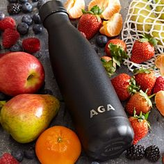 We have teamed up with Chilly's to introduce an AGA branded revolutionary reusable bottle that can keep your water ice cold for up to 24 hours. Specifically designed for an active urban lifestyle, with the perfect balance of distinctive s Always Cold, What Is Your Name, Reduce Waste, Order Up, Aga, Canning, Live, Bottle, Water