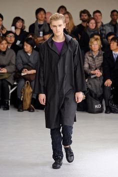 Issey Miyake Autumn (Fall) / Winter 2012 men's