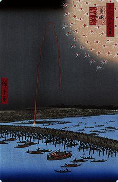 浮世絵 created by UPIUPIUPIU