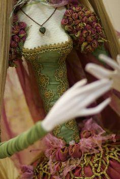 Tracey-anne's Blog: Galina Dmitruk, a doll artist