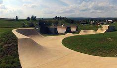 Snake Run   Camp Woodward USA   California Skateparks « World Landscape Architecture – landscape architecture webzine