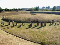Tumulo del principe etrusco, in zona S. Jacopo (alecobbe, wikimediacommons)