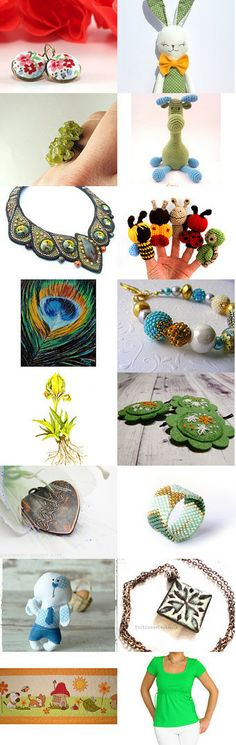 Let the summer come! by Daniela Varga on Etsy--Pinned with TreasuryPin.com