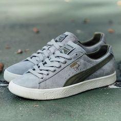 dffca43528b6 Bobbito Garcia x Puma Clyde Puma Sneakers