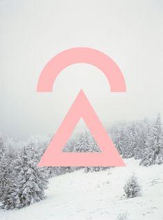 DE INVIERNO. (pink & white inspiration)