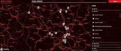 Überleben nach der Zombie-Apokalypse: Map of the Dead  http://www.zombies-im-netz.de/ueberleben-in-der-zombie-apokalypse-mit-der-zombie-survival-map/