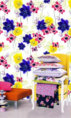 Best Floral Wallpapers Wallpapers And The Establishment On 640 x 480