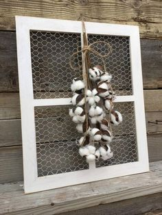 Country Wall Decor, Farmhouse Wall Decor, Farmhouse Christmas Decor, Rustic Wall Decor, Modern Farmhouse, Country Chic, Farmhouse Furniture, Farmhouse Style, Window Frame Decor
