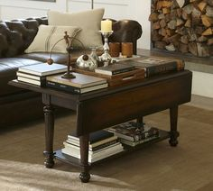 The price tag is too big... but I would like two of these coffee tables in the main ministry room.  They're easy to move and don't take up a lot of space.
