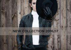 Gloves, Bomber Jacket, Leather Jacket, Street Style, How To Wear, Jackets, Collection, Fashion, Studded Leather Jacket