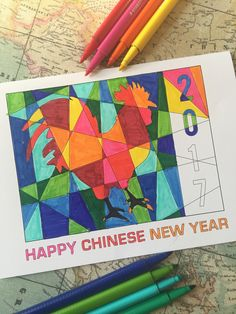 Chinese New Year Printables Art Craft Ideas For Kids