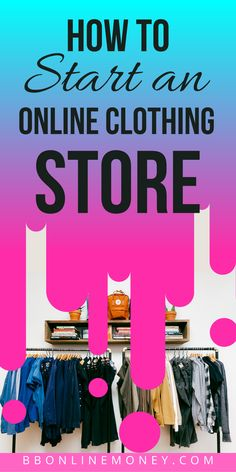 In this article, I am going to show you how to start an online clothing business (with very little money) and how to go about making it successful and profitable. #onlineclothingbusiness #onlinestoreideas #sidehustleideas #makemoneyfromhome #workfromhomebusiness #onlinestoretips