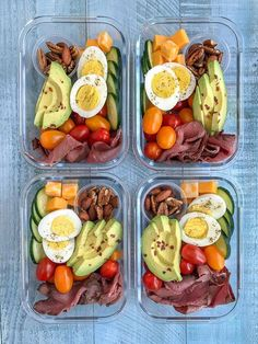 DIY Deli Style Protein Box is part of Healthy recipes - An easy, lowcarb and highprotein meal prep option that is perfect as a healthy lunch, snack or postworkout snack Comes together in no time and is fully customizable Snacks Diy, Lunch Snacks, Clean Eating Snacks, Lunch Recipes, Healthy Eating, Lunch Meal Prep, Healthy Meal Prep, Healthy Drinks, Healthy Snacks