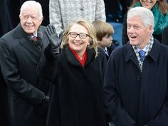 Hill, Bill and Jimmy.