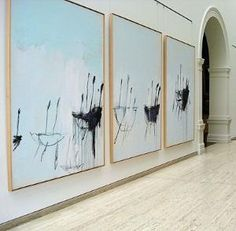 cy twombly by beatriz
